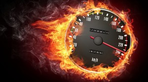Blazing Speed