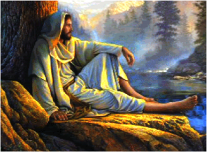 JesusSolitude
